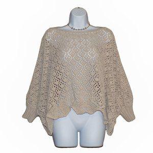 NWT Jessica Simpson Crochet Sweater